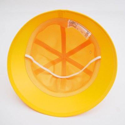 画像2: 黄色メトロ帽