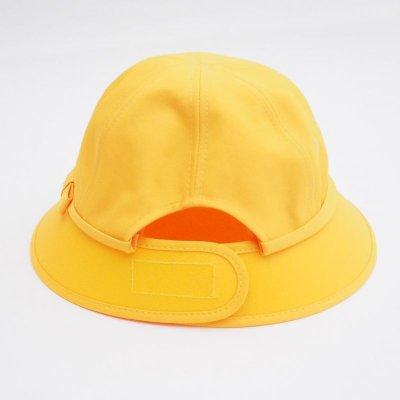 画像2: 黄色メトロ帽マジック付